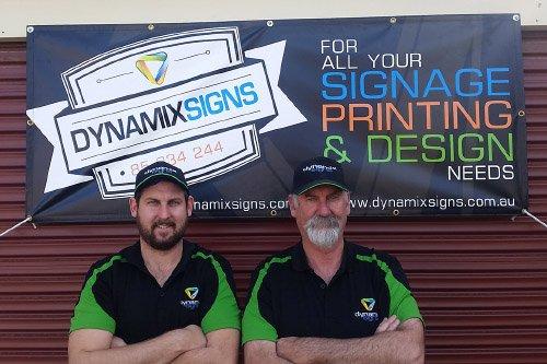 Team Dynamix - Todd & Tony